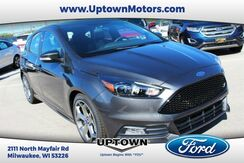 2017_Ford_Focus_ST HATCHBACK_ Milwaukee and Slinger WI