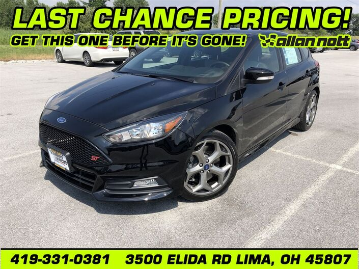 2017 Ford Focus ST Lima OH