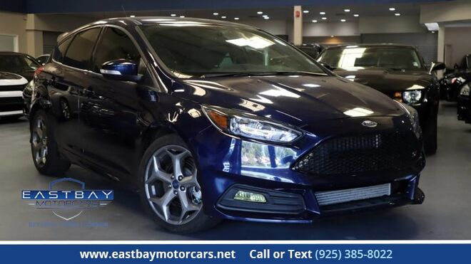2017_Ford_Focus_ST_ San Ramon CA