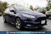 2017 Ford Focus ST South Burlington VT