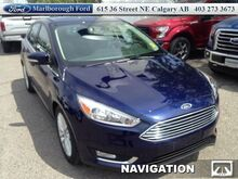 2017_Ford_Focus_Titanium  - SiriusXM -  Power Moonroof_ Calgary AB