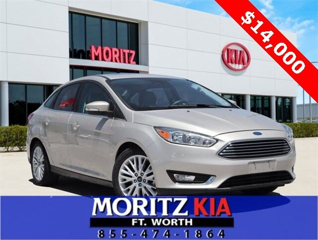 2017 Ford Focus Titanium Fort Worth TX