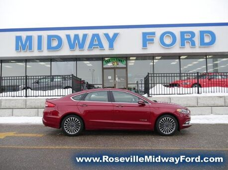 2017_Ford_Fusion__ Roseville MN
