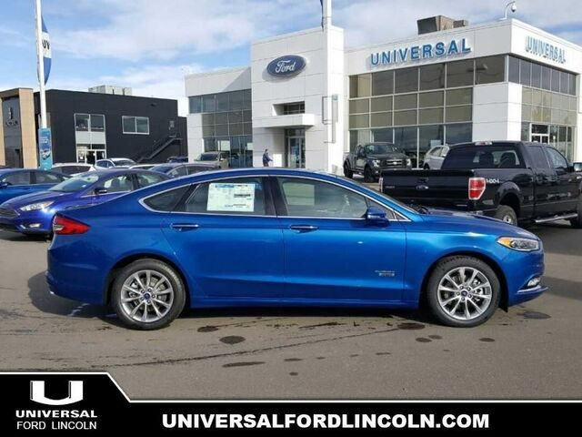 2017 Ford Fusion Energi SE Luxury  - Leather Seats Calgary AB