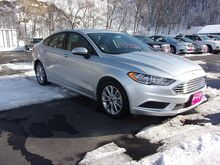 2017 Ford Fusion Hybrid 4d Sedan SE Sioux City IA
