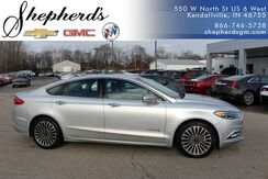 2017_Ford_Fusion_Hybrid Platinum_ Rochester IN