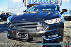 2017_Ford_Fusion_Hybrid SE / Automatic / Power Driver's Seat / Microsoft Sync Bluetooth / Push Button Start / Back Up Camera / 44 MPG / 1-Owner_ Anchorage AK