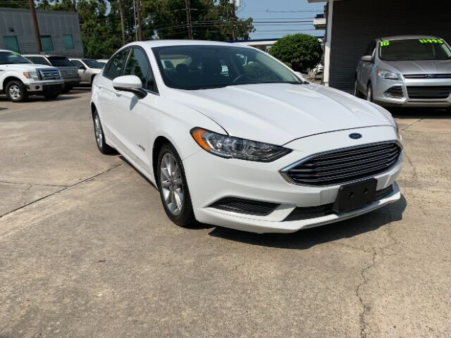 2017 Ford Fusion Hybrid SE Houston TX