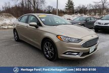 2017 Ford Fusion Hybrid SE South Burlington VT