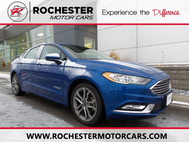2017 Ford Fusion Hybrid SE w/Hybrid Appearance Package Rochester MN