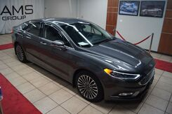 2017_Ford_Fusion_LEATHER_ Charlotte NC
