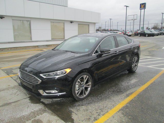 2017 Ford Fusion Platinum Tusket NS