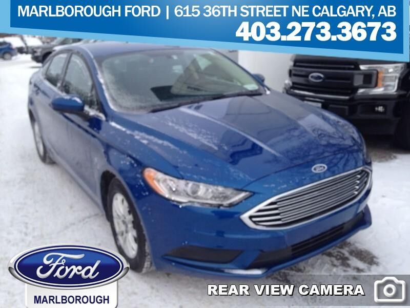 2017 Ford Fusion S  - Bluetooth -  SYNC - Low Mileage Calgary AB