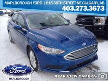 2017_Ford_Fusion_S  - Bluetooth -  SYNC - Low Mileage_ Calgary AB