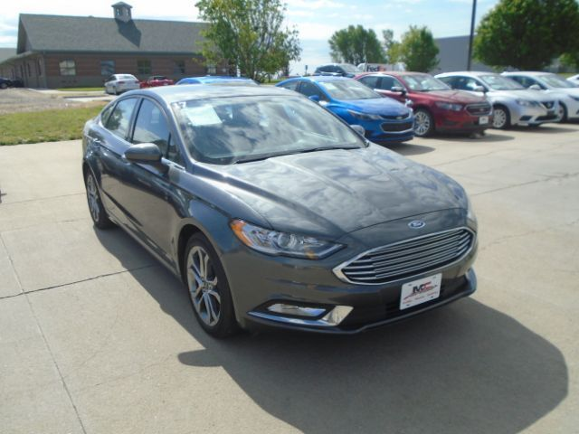 2017 Ford Fusion S Colby KS
