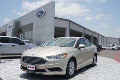 2017_Ford_Fusion_S_ Harlingen TX