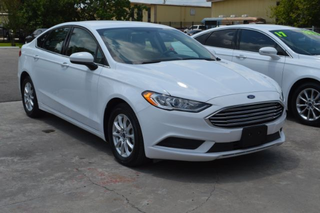 2017 Ford Fusion S Houston TX
