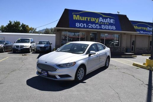 2017 Ford Fusion S Murray UT