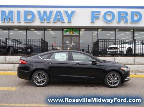 2017_Ford_Fusion_S_ Roseville MN