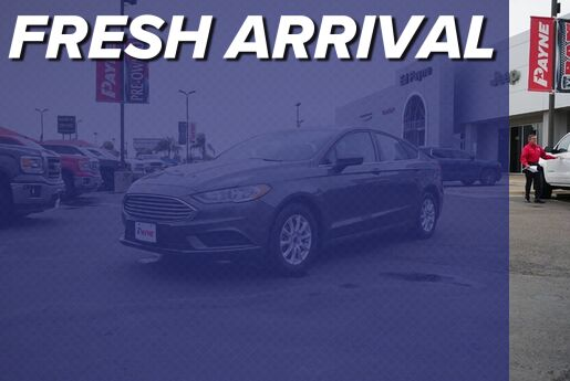 2017 Ford Fusion S Weslaco TX