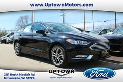 2017_Ford_Fusion_S_ Milwaukee and Slinger WI