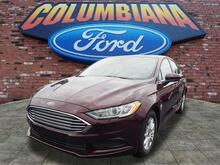 2017_Ford_Fusion_S_ Columbiana OH