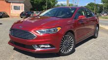 2017_Ford_Fusion_SE AWD_ Charlotte and Monroe NC