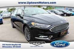 2017_Ford_Fusion_SE AWD_ Milwaukee and Slinger WI