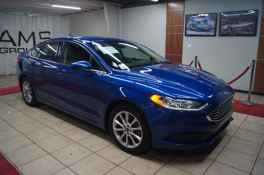 2017 Ford Fusion SE Charlotte NC