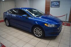 2017_Ford_Fusion_SE_ Charlotte NC