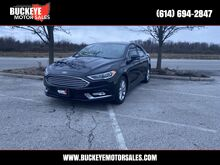 2017_Ford_Fusion_SE_ Columbus OH