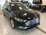 2017 Ford Fusion SE-ECOBOOST