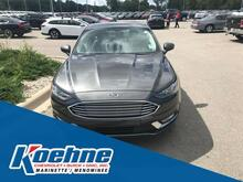 2017_Ford_Fusion_SE FWD_ Green Bay WI