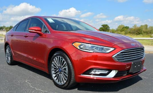2017_Ford_Fusion_SE Luxury Technology AWD_ Fort Worth TX