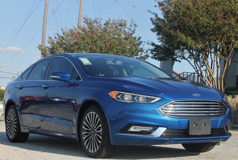 2017_Ford_Fusion_SE Luxury/Technology AWD_ Fort Worth TX
