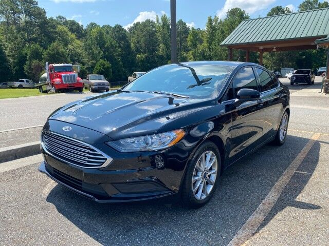 2017 Ford Fusion SE Monroe GA