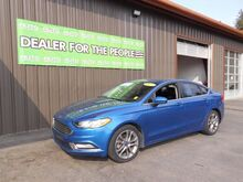 2017_Ford_Fusion_SE_ Spokane Valley WA