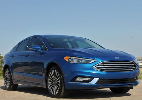 2017_Ford_Fusion_SE Technology AWD_ Fort Worth TX