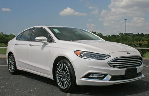 2017_Ford_Fusion_SE Technology Navigation_ Fort Worth TX