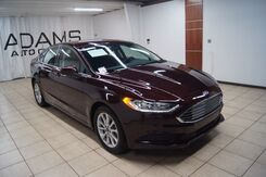 2017_Ford_Fusion_SE WITH NAVIGATION_ Charlotte NC