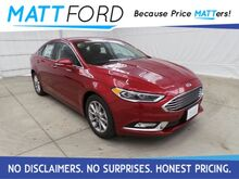 2017_Ford_Fusion_SE_ Kansas City MO