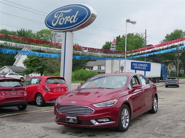 & Used Ford Cars Trucks and SUVs For Sale Near Erie PA markmcfarlin.com