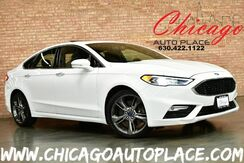 2017_Ford_Fusion_Sport - 2.7L V6 ECOBOOST ENGINE ALL WHEEL DRIVE NAVIGATION BACKUP CAMERA GRAY CLOTH HEATED SEATS SUNROOF KEYLESS GO BLUETOOTH_ Bensenville IL
