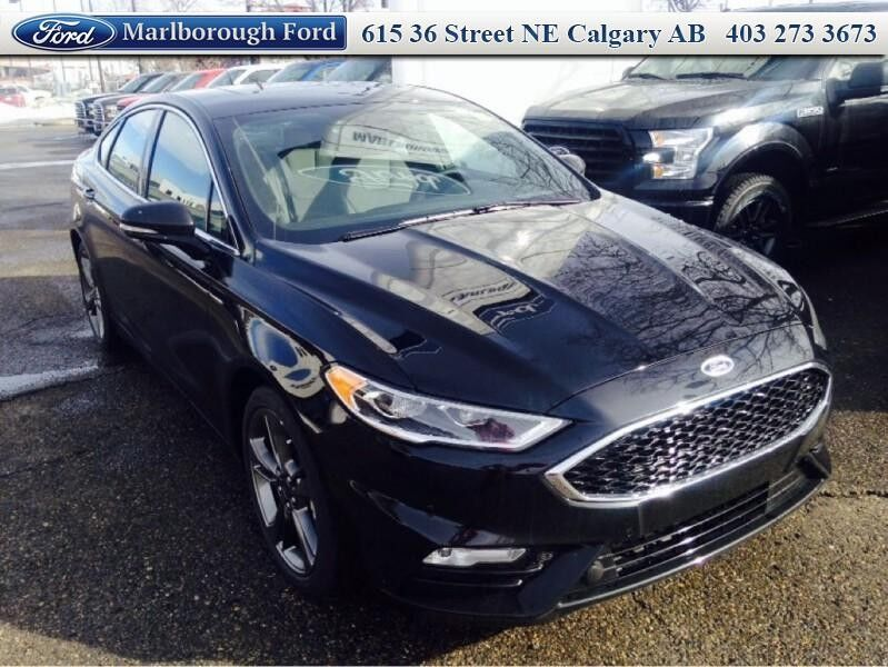 2017 Ford Fusion Sport  - Leather Seats -  Bluetooth Calgary AB