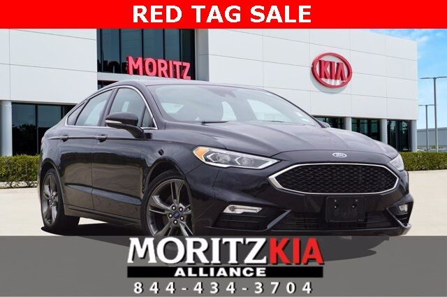 2017 Ford Fusion Sport Fort Worth TX