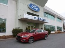 2017_Ford_Fusion_Sport_ Norwood MA