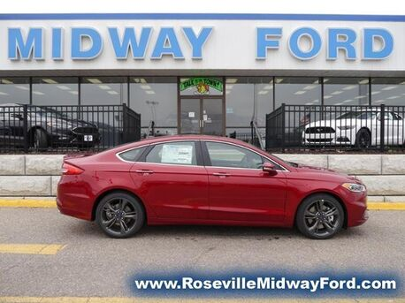 2017_Ford_Fusion_Sport_ Roseville MN