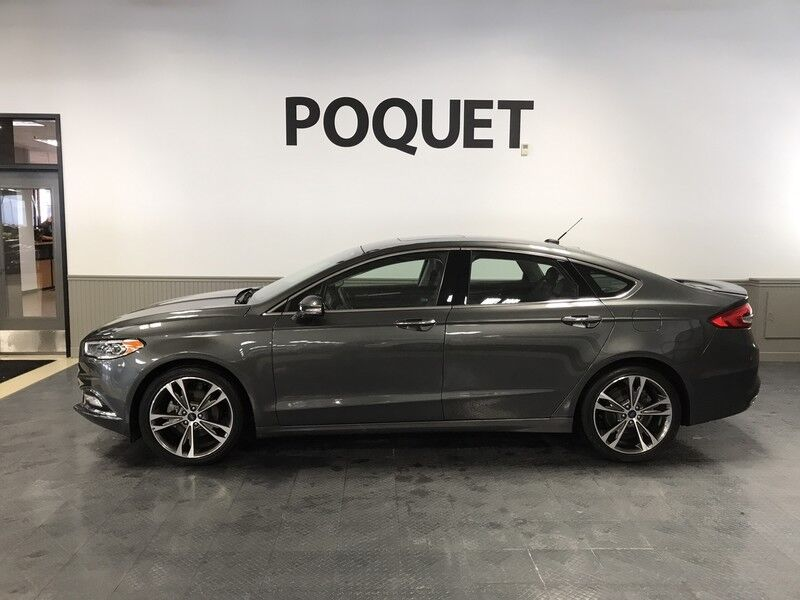 2017 Ford Fusion Anium Golden Valley Mn