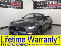 Ford Mustang CONVERTIBLE ECOBOOST PREMIUM LEATHER HEATED/COOLED SEATS REAR CAMERA SHAKER SOUND 2017