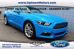 2017_Ford_Mustang_EcoBoost Coupe Premium_ Milwaukee and Slinger WI